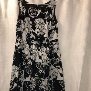 Avenue 100% cotton floral dress sz 20 EUC